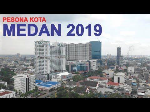 Pesona Kota Medan 2019, Ibukota Provinsi dan Kota Terbesar di Sumatera Utara