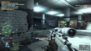 Battlefield 4 Sniper Montage JustLipo