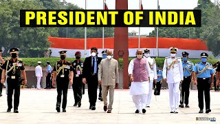 President of India Grand Entry 2021