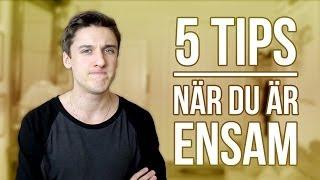 5 TIPS - Saker du kan göra när du är ensam hemma.