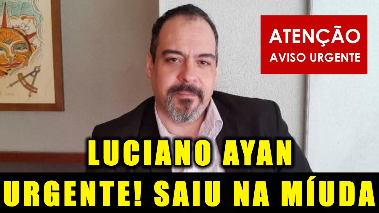 LUCIANO AYAN SOLTO!