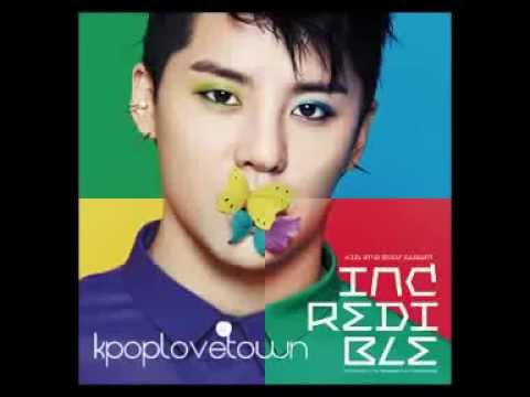 Xiah Junsu - Incredible [Full Audio]
