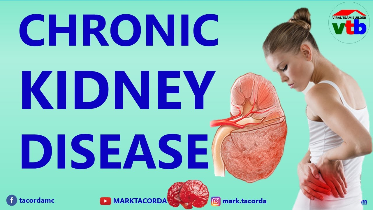 Chronic Kidney Disease Kidney Cancer Natulungan Ng Dxn Products Youtube