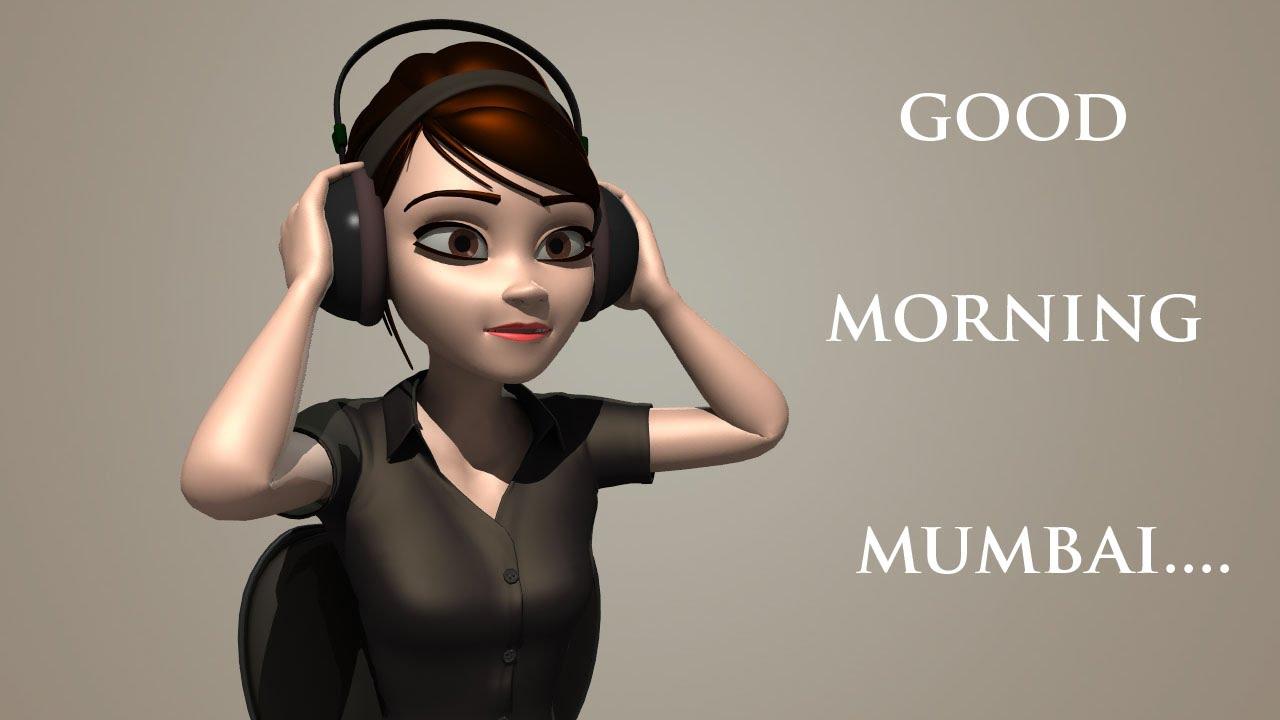 GOOD MORNING MUMBAI (Mery Rig Animation Test)