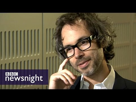 'This is child rape - let's call it what it is': James Rhodes - BBC Newsnight