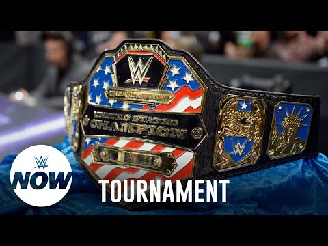 U.S. Championship Tournament bracket revealed: WWE Now