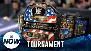 WWE يكشف عن دورة بطولة الولايات المتحدة - في الحلبة