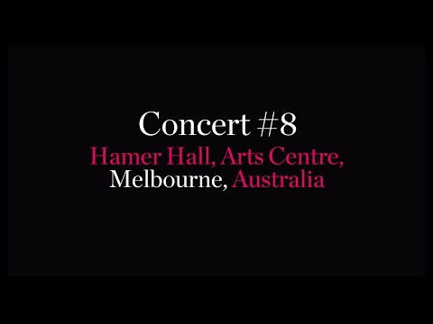 2016 AYO Tour - Hamer Hall, Arts Centre Melbourne