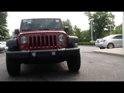2014 jeep wrangler unlimited used long island smithtown brentwood northport ny 5994a youtube. Black Bedroom Furniture Sets. Home Design Ideas