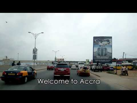 JOUR 11 - SÉJOUR LINGUISTIQUE AU GHANA