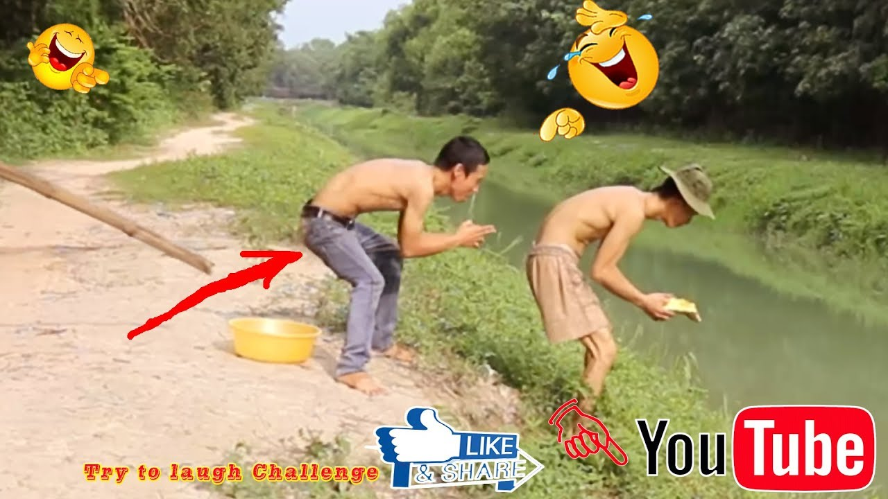 Must Watch Funny ???? ???? Comedy Videos 2019 - Episode 54 | Vietcomedy