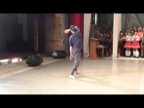Мастер - класс от Ильшата Шабаева победителя проекта Танцы на ТНТ