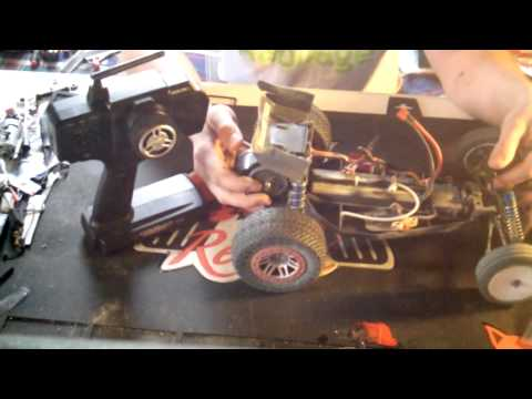 Thunder Tiger Phoenix XB Brushless Review After 20 Lipo Packs