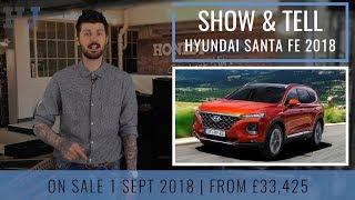 Show & Tell | Car News | New Hyundai Santa Fe 2018