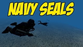 ARMA 3 Domination - Navy Seals