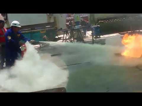 Capacitación brigadas lucha contra incendios | segemind sac thumbnail