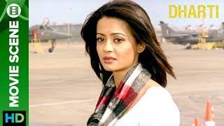 Surveen Chawla gets emotional for Jimmy Shergill   Dharti Punjabi Movie