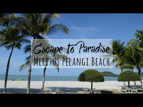 Langkawi | Meritus Pelangi Beach Resort & Spa Room & Executive Club Tour