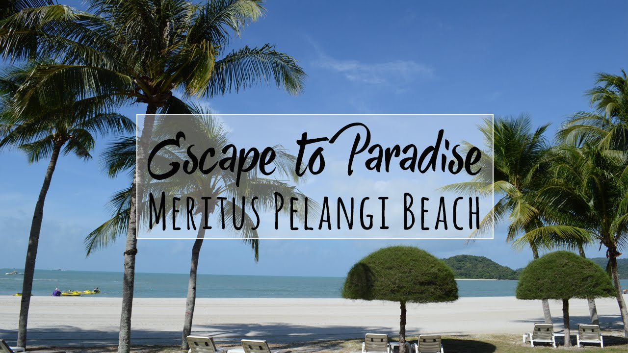 Langkawi Meritus Pelangi Beach Resort Spa Room Executive Club Tour