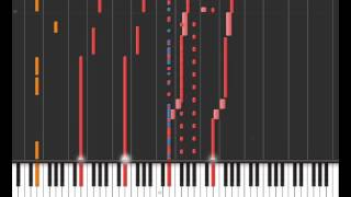 Gorillaz-Clint Eastwood on Synthesia