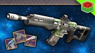 NEW MASTERWORK WEAPONS! | Destiny 2