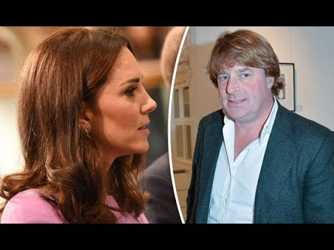 Kate Middleton's voice coach Anthony Gordon Lennox has died after a short illness