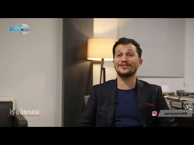 Euro D İş Dünyası Programı / Frederic Turkey