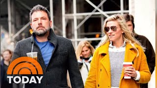Inside Ben Affleck's Decision To Go Back To Rehab | TODAY