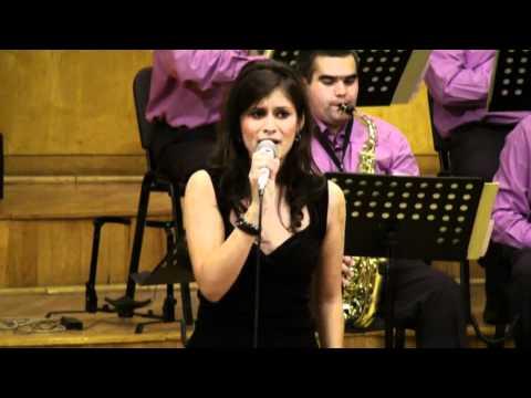 Timisoara big band & Alexandra Radu