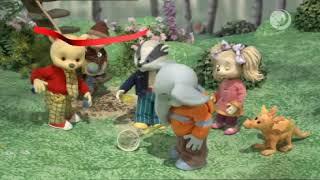 熊寶寶魯伯特 | 魯伯特與彩虹 | 兒童卡通 | 兒童影片