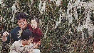 백종원, 아들·딸 공개..제주도 가족 여행 포착 | 연예뉴스 24/7