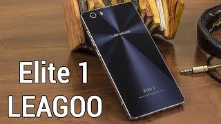 LEAGOO Elite 1 подробный обзор. Особенности, достоинства и недостатки Leagoo Elite 1 от FERUMM.COM