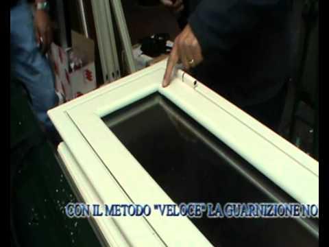 Vetro youtube - Guarnizioni finestre alluminio ...