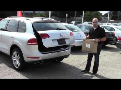 2014 VW Touareg Easy Open Power Tailgate with Robert Vagacs