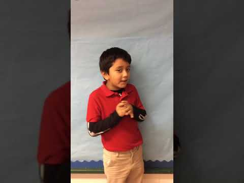 Hall Elementary Students Talk Stuttering