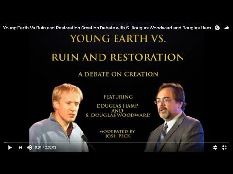 Biblically-Correct Young Earth Vs Ruin/ Restoration (Gap Theory) Debate