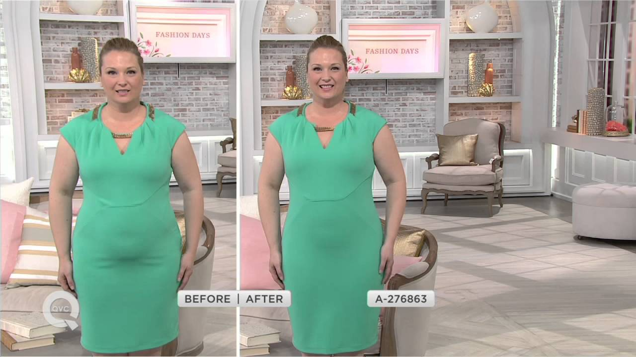 333a253b8b46 Spanx Seamless Higher Power Shaping Short Set of 2 on QVC - YouTube