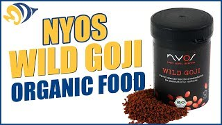NYOS Wild Goji Organic Fish Food: What YOU Need to Know