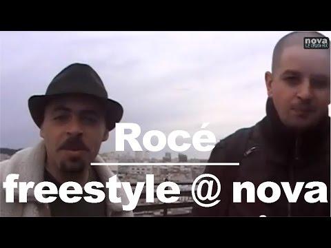 Rocé, freestyle et leçon de beat box • Nova