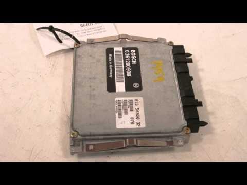 1994 Mercedes S320 Engine ECU Control module / computer CARB DIAGNOSTIC mod 0135452032 - mbip... OEM
