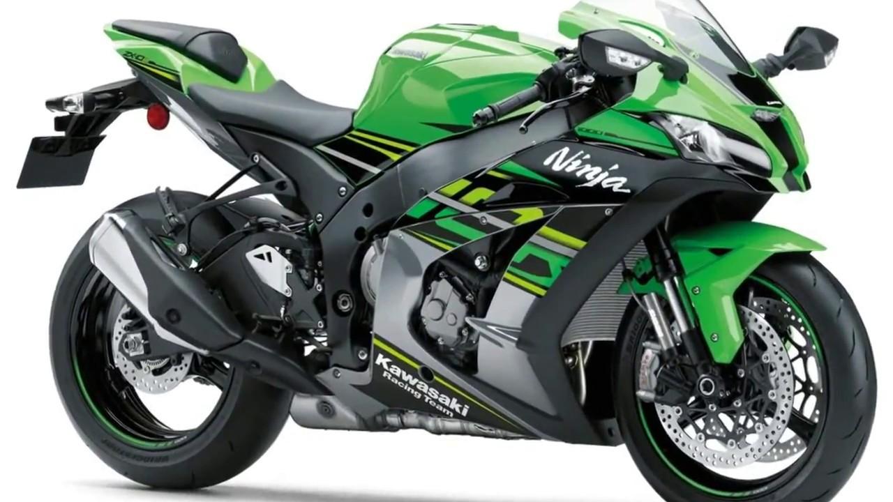Awesome 2018 Kawasaki Ninja Zx10rr Price Spec Youtube