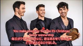 洋楽 和訳 Jonas Brothers - Like It's Christmas