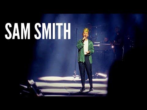 SAM SMITH CONCERT+ BETSY'S BIRTHDAY!