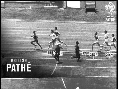 Jim Ryun's World Record (1967)