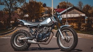 YAMAHA TW | Мотоцикл на все случаи жизни