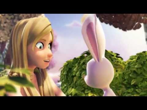 Hoạt hình về tổ tiên loài người Adam và Eva