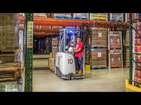 Increase Warehouse Capacity and Productivity with the Right