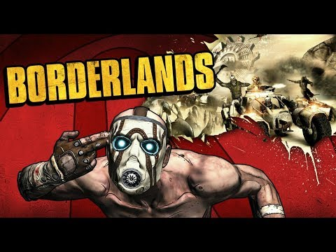 Borderlands Game Of The Year Enhanced Playthrough Part 1 |
