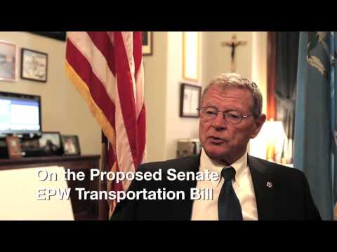 Dire States Interviews U.S. Senator James M. Inhofe