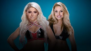 WWE 2K19 - Alexa Bliss vs Trish Stratus